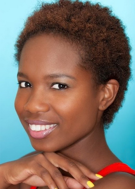 Short Natural Haircuts For Black Women