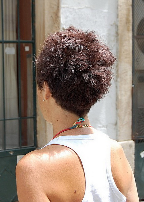 back of short haircuts 2014 150×150 Back of Short Haircuts Look ...
