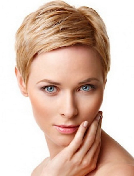Haircuts For Short Hair : Pixie cut for fine hair. Easy pixie hairstyles