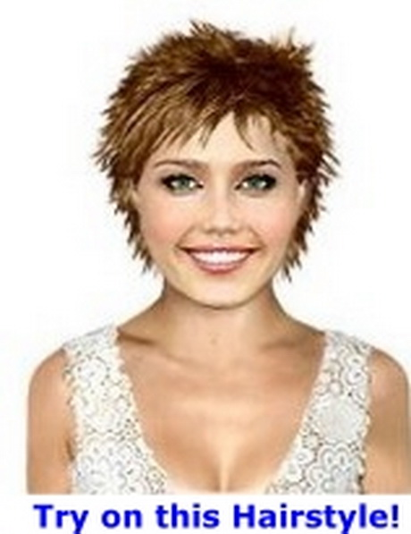Short razor haircuts for women