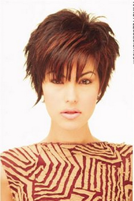 Short Sassy Hairstyles For Women