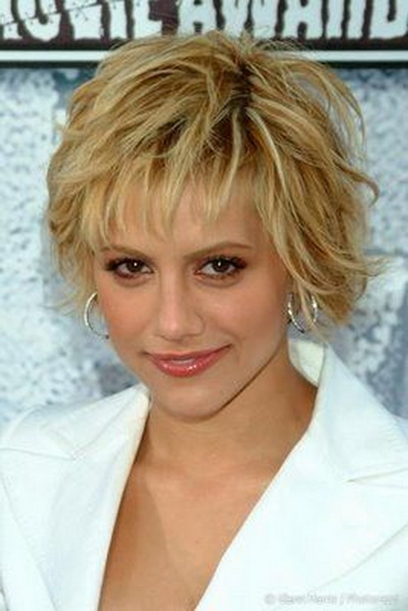 short hairstyles women over - photo #25