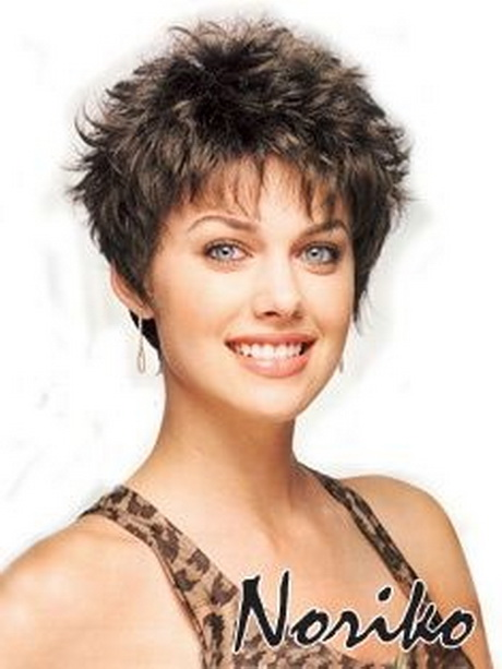 Short Shaggy Hairstyles for Women Over 50 Many older women prefer to ...