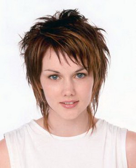 short shaggy hairstyles for women over 50 pictures short shaggy
