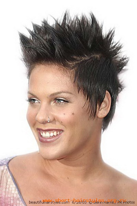 black women over 40 middot; Short Spikey Hairstyles …