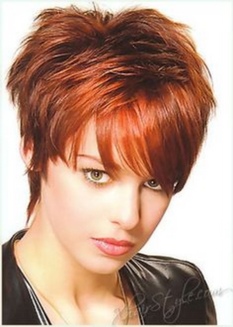 Short Spiky Hairstyles for Women Over 40