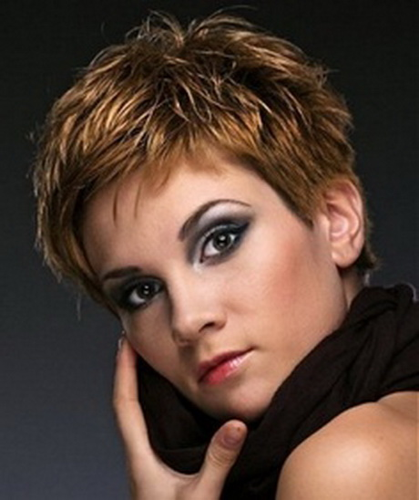 Short Spiky Haircuts For Women Over Wtlavom