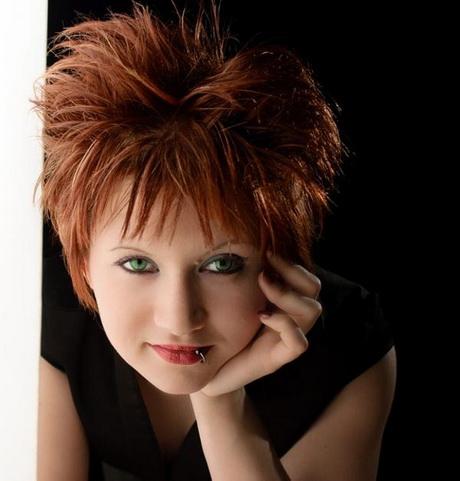 Short Spikey Hairstyles For Women Short Hairstyles Zimbio Wandermag ...