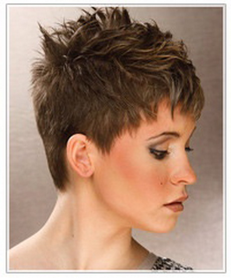 Hairstyle Short Spikey Haircuts For Women Over 50 | Short Hair ...