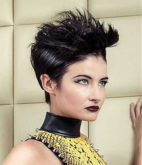 Hairstyles For Woman: Short Spiky Hairstyles For Women