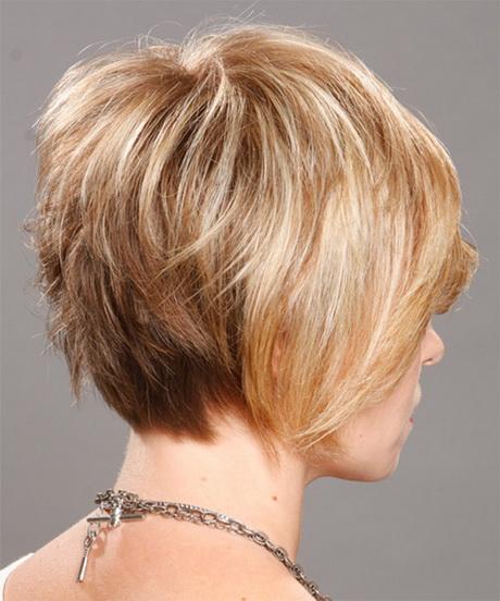 Short Stacked Haircuts