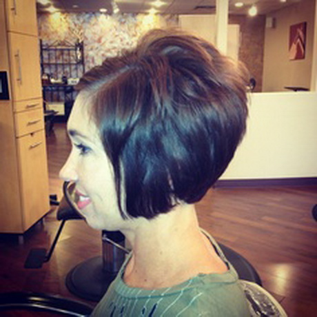 ... Short Stacked Bob Hairstyles Back. on short a line bob hairstyles back