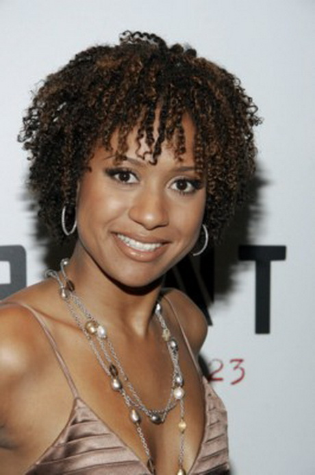 Haircuts For Thin Natural Hair : Short textured hairstyles for black women