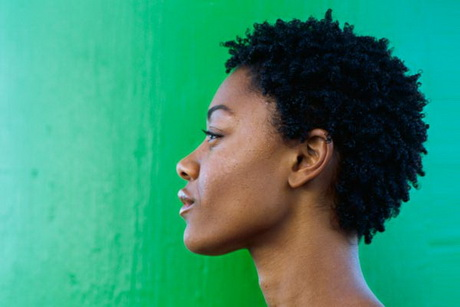 Short Natural Hair for Black Women
