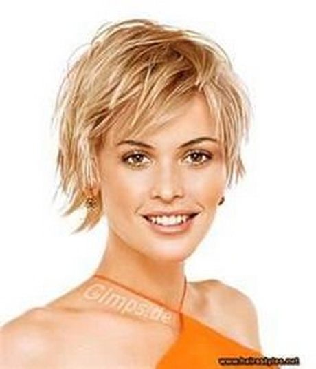 Short Textured Hairstyles Women – I love this cut too