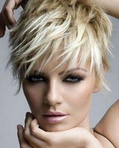 Very Short Textured Hairstyles Short Hairstyles Latest Hairstyles Hair ...