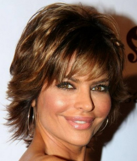 Thick-Hairstyles short-thick-wavy-hairstyles-for-women-over-40