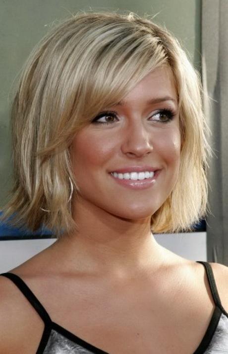 Short to medium length hairstyles for women