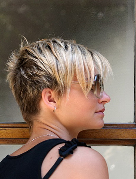 Hair Styles For Short Hair : Trendy Short Hairstyles For Women 2015 newhairstylesformen2014.com