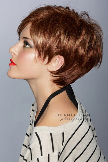 Short Trendy Hairstyles For Women Over 50
