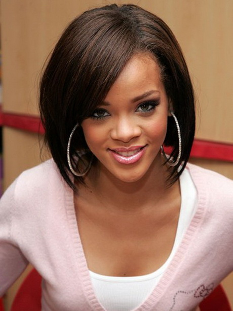 Cute Sew In Bob Hairstyles besides Short Weave Hairstyles Black Women ...
