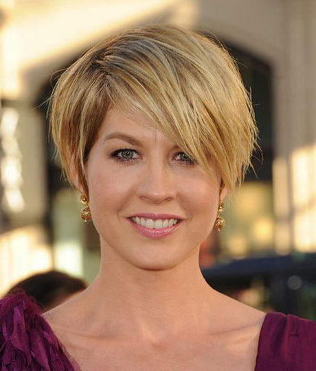 Picture of Short Messy Haircut for Women: Latest celebrity short ...