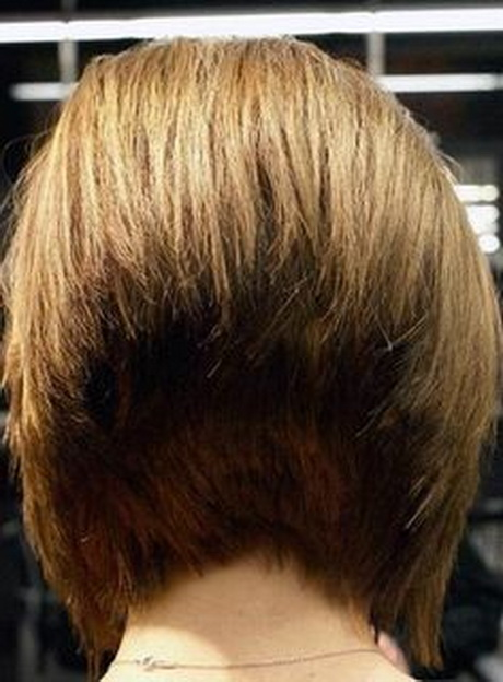 Wedge+Hairstyles | Pin 2012 Backview Wedge Hairstyle Back View Haircut ...