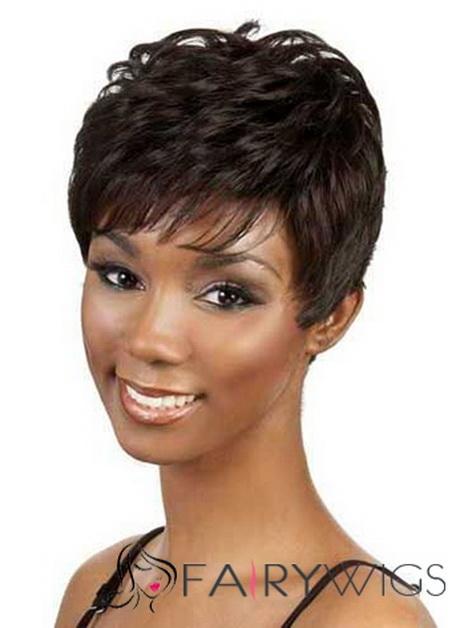 Short Hair Wigs for African American Women