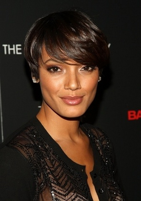 Wedding Hairstyle Ideas Of Short Wrap Hairstyles For Black Women