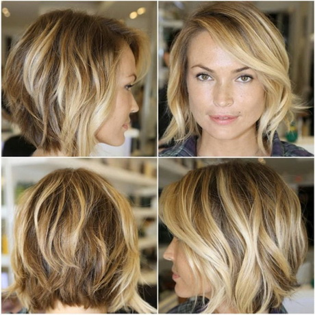Shoulder layered haircuts 2015