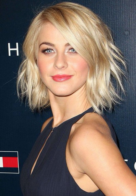Shoulder length haircut 2015