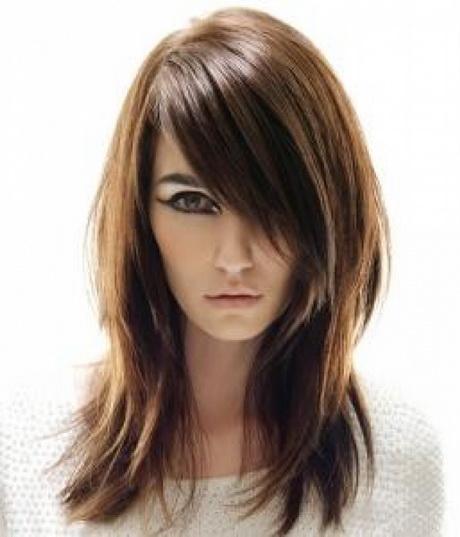 Side Bangs Haircuts