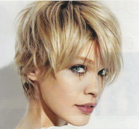 simple short haircuts for women