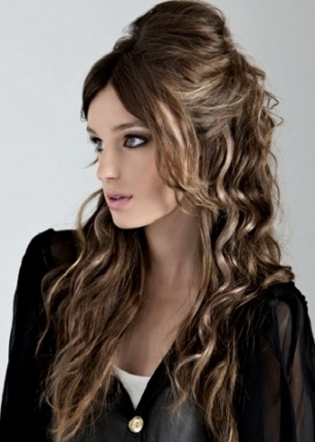 Original Long Hair Style For Fine Hairs Long Hair Style With Bangs Long Hair