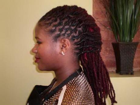 Natural Hair Locs Sisterlocks Hair Styling Short Hairstyle 2013