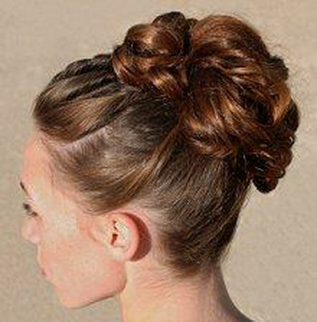 Types of Special Occasion Hairstyles