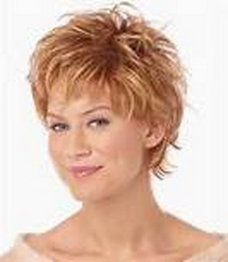 Hairstyles Short Hair Women Over 50