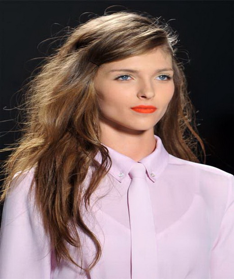 Spring Hairstyles : 25 Hairstyles For Spring 2015 Preview The Hair Trends Now Popular ...