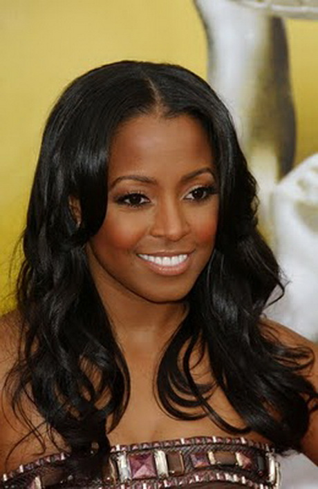 Hairstyles For Straight Hair Weave : Straight weave hairstyles for long hair pictures to pin on