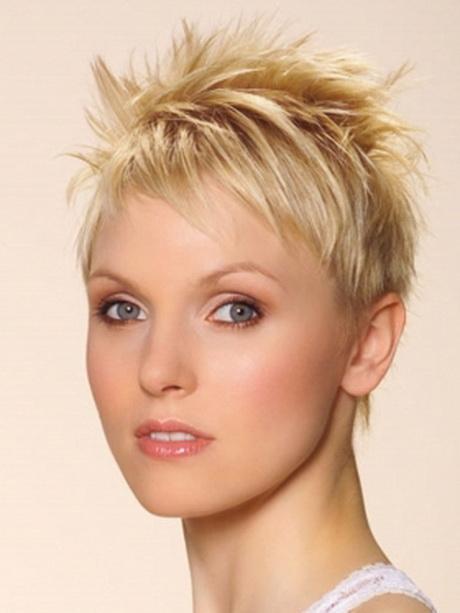 Super short hair styles