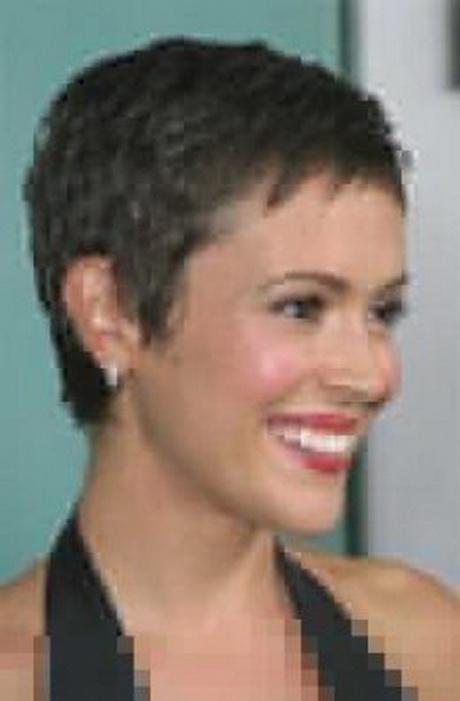 Super short hairstyles – Women Black Hair Ideas …
