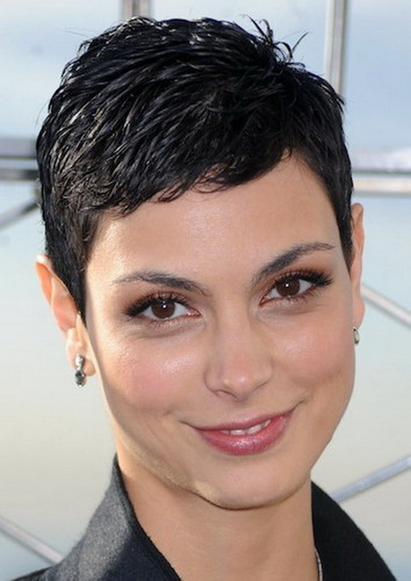 Super short pixie haircuts for women