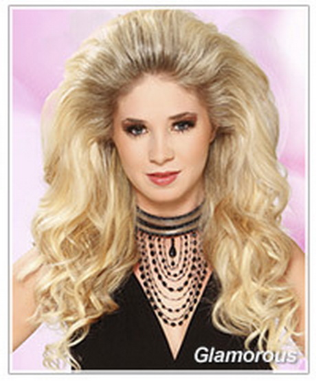 Teased Hairstyles For Long Hair