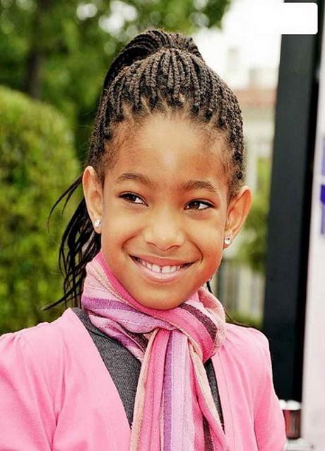 teenage braided hairstyles : Teenage braided hairstyles