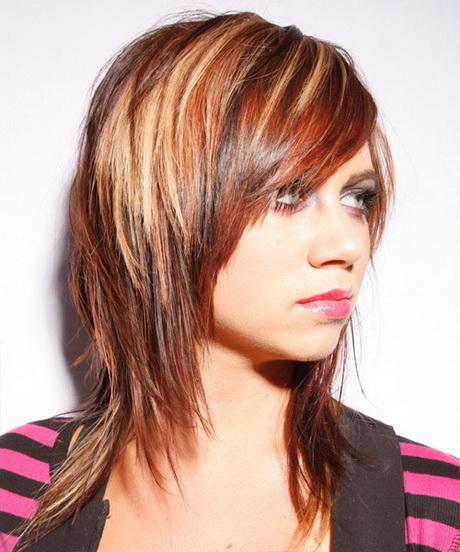 Textured Layered Haircuts