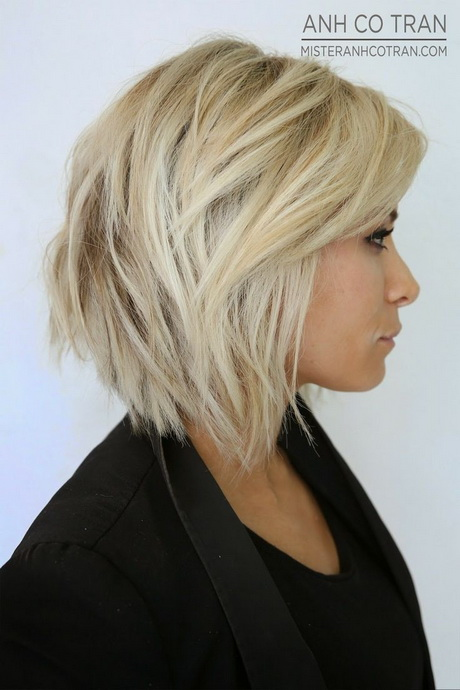 Trendy medium hairstyles 2015
