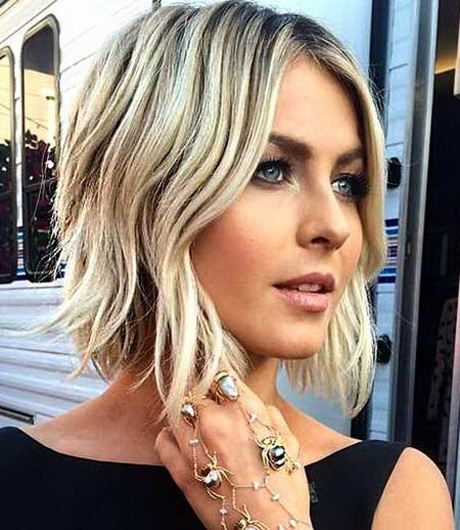 Shoulder length blonde haircuts