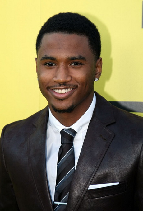 Trey songz fade haircut