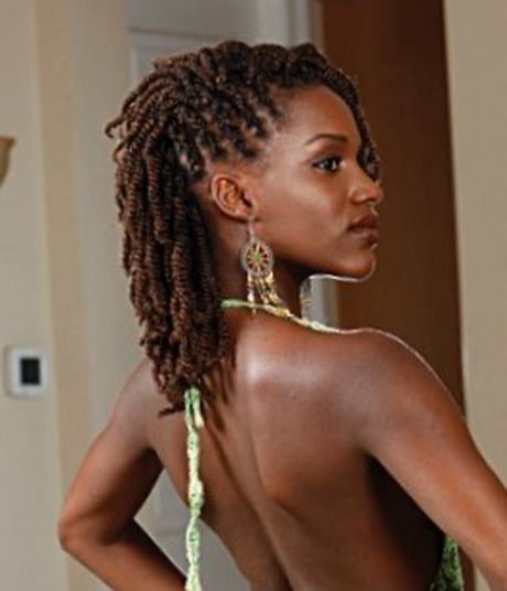 Perfect  Of Twist Braids Hairstyles  Short Kinky Twists  Braid Styles