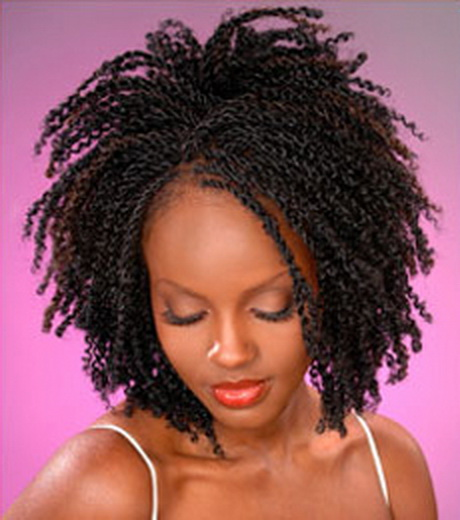New Twists Braids Hairstyle Pictures To Pin On Pinterest